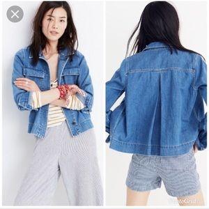 Madewell size M Denim/Jean jacket